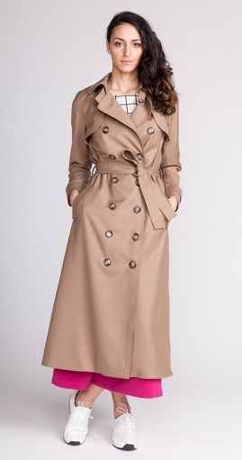 Named - Isla Trench Coat